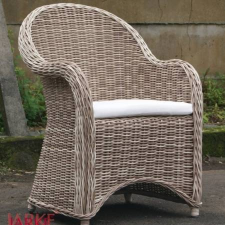 "Sessel ""Reva"" White Cubo"