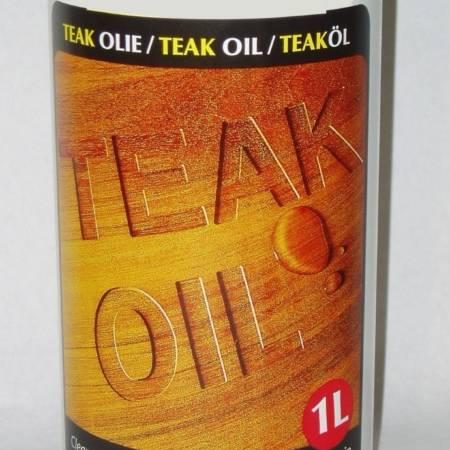 Teaköl - ohne Farbpigmente