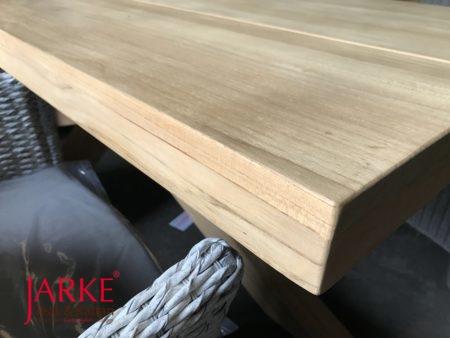 Teak Tischplatte Ava Tisch