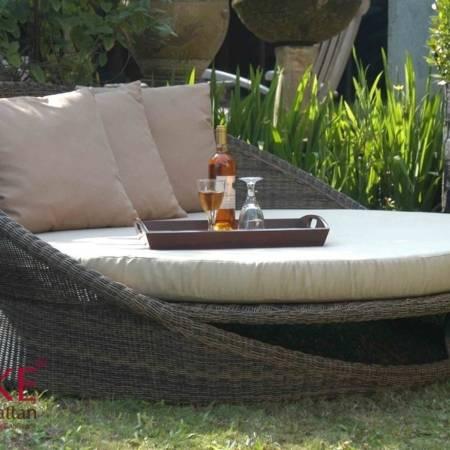"""Relax Insel """"Miami"""" Ø 180 cm"""