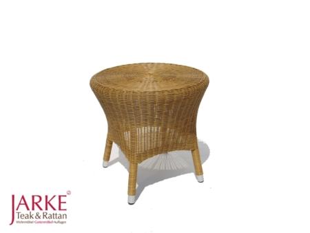 """Beistelltisch """"Bali"""", Ø 50 cm, Natural Honey"""