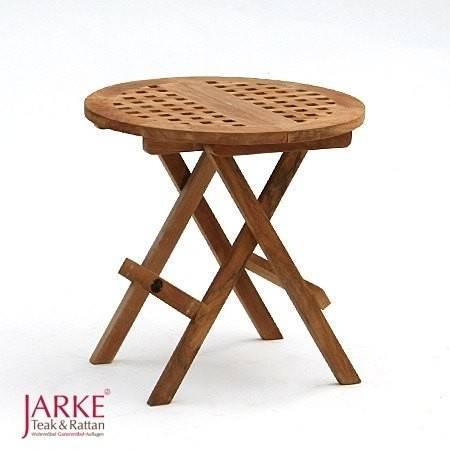 """Picknick Tisch """"Maritim"""", rund"""