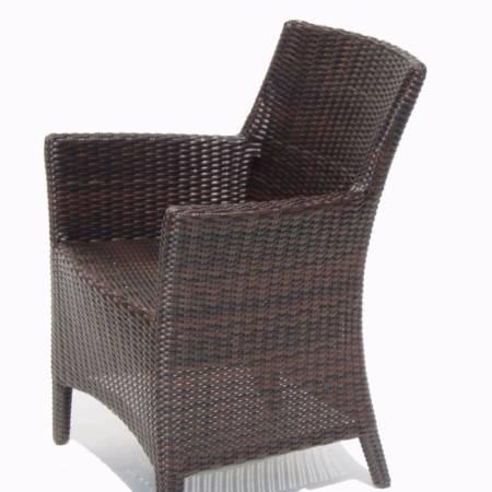 "Stuhl ""Alpine"" Walnuß"