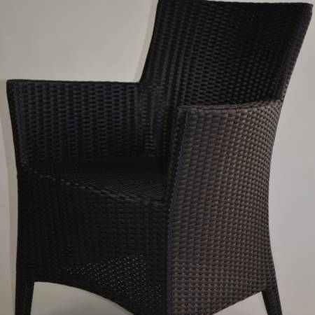 "Stuhl ""Alpine"" Dark Mahagoni Einzelstück"