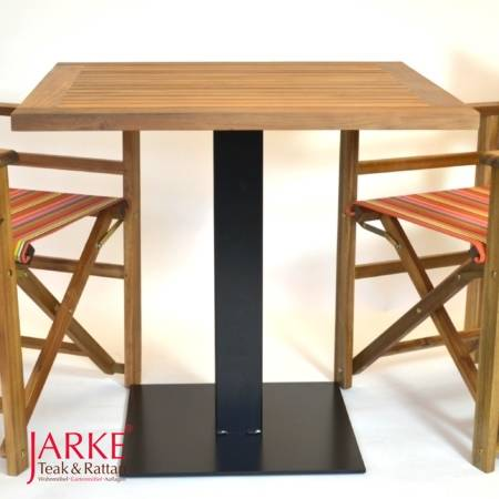 teak tische in diversen designs und gr en bei jarke teak gartenm bel. Black Bedroom Furniture Sets. Home Design Ideas