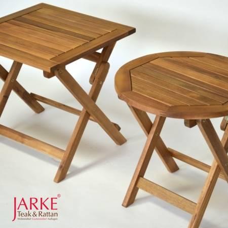 Akazienholz Tische & Beistelltische