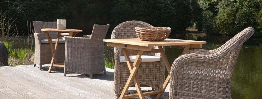 Outdoor Sessel und Stühle