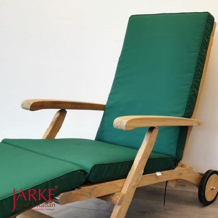 Deckchairauflage Keder grün