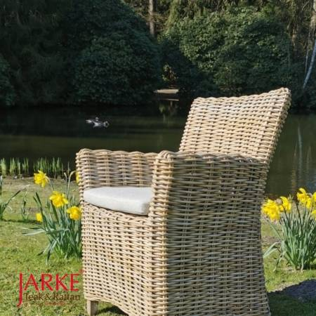 "Rattan Sessel ""Alpine"" Kubo Grey"