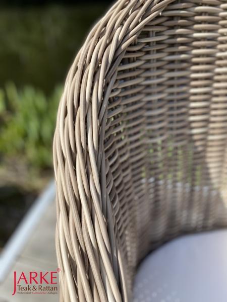 Outdoor Sessel Reva White Kubu