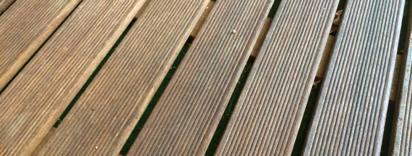Bangkirai Bodenplatte 50 x 50 cm - nur auf Anfrage