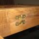Set: Halterung & Rasterschiene für Deckchairs, Edelstahl