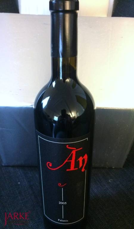 Rotwein Anima Negra 2005