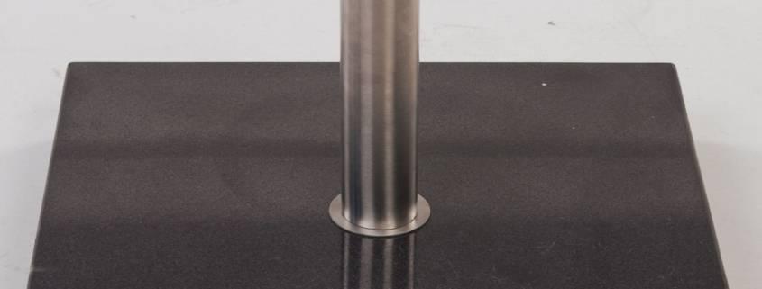Teak & Eisen Schirmfuß, 30 kg