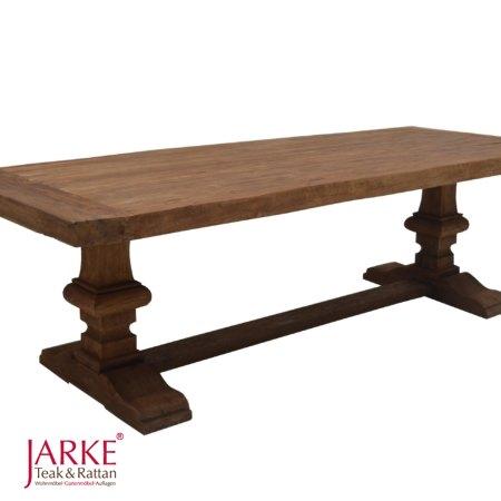 Teak Tische mit Beinen 10 x 10 cm