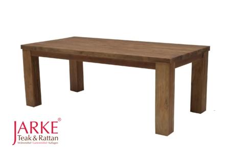 """Indoor Teak Tisch """"Owen"""" div. Größen"""
