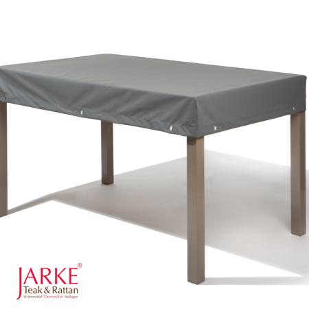 Atmungsaktive Abdeckhauben für eckige Tische