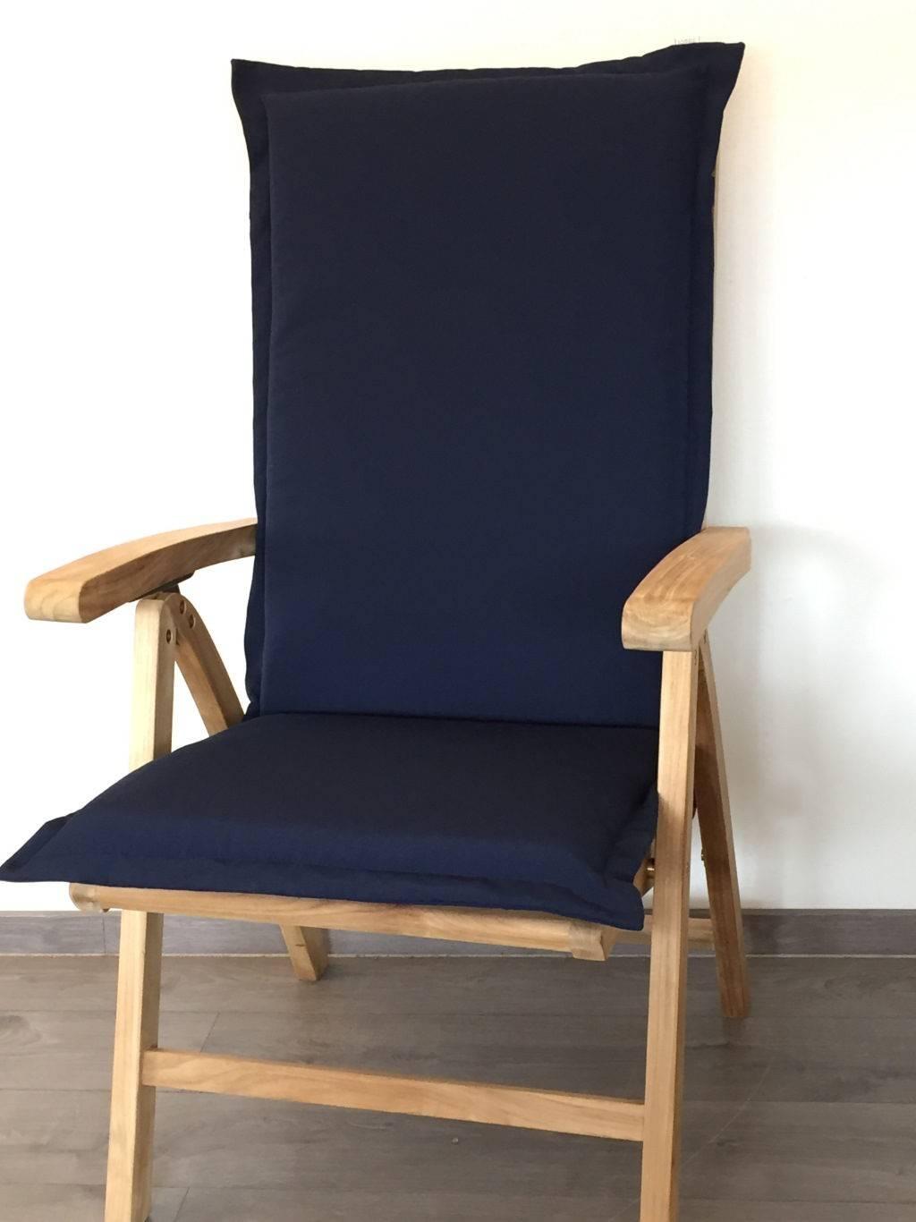 auflagen von jarke dick gepolstert mit rei verschluss in der farbe blau. Black Bedroom Furniture Sets. Home Design Ideas