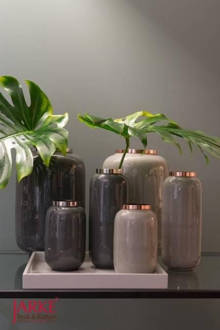 """Vase """"Saigon"""" in 2 Größen"""